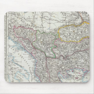Balkan Peninsula, Turkey, Serbia, Europe Mouse Mat