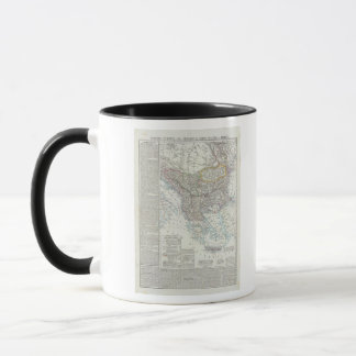 Balkan Peninsula, Turkey, Serbia, Europe Mug