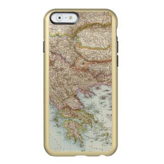 Balkanhalbinsel - Balkan Peninsula Map Incipio Feather® Shine iPhone 6 Case