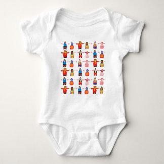 Balkanizacija Baby Bodysuit