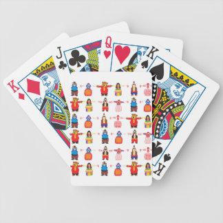 Balkanizacija Bicycle Playing Cards