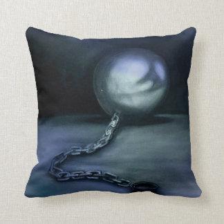 Ball and chain cushions