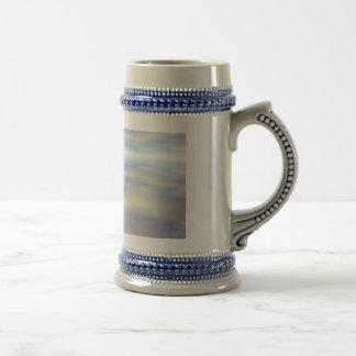 Ball and chain coffee mugs