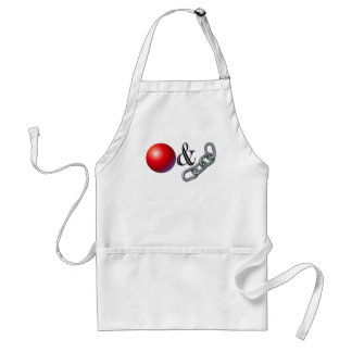 Ball And Chain Standard Apron
