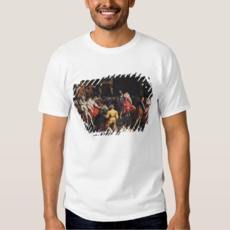 Ball at the Court of Valois Tshirts