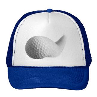 Ball bouncing trucker hat
