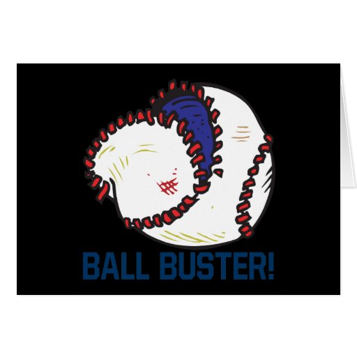 Ball Buster Cards