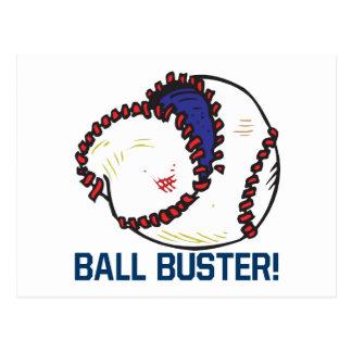 Ball Buster Postcard