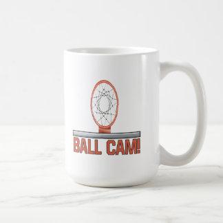 Ball Cam Basic White Mug