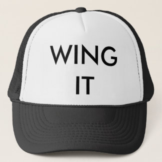 Ball Cap - WING IT