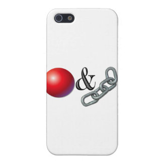 Ball & Chain Case For iPhone 5/5S