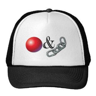 Ball & Chain Trucker Hat