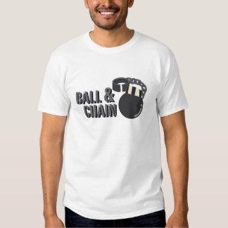 Ball & Chain Tee Shirt