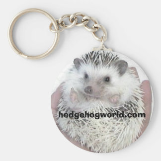 ball hedgehog keychain