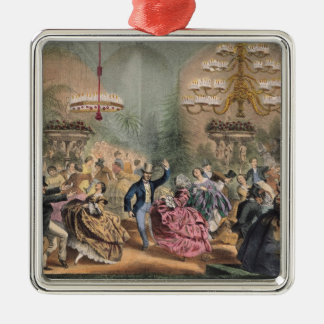 Ball in the Jardin d'Hiver Christmas Ornament