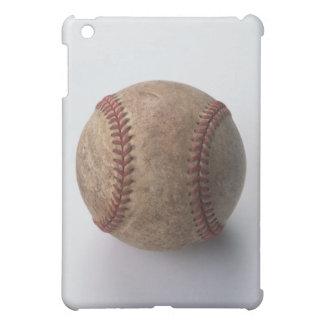 Ball of Hardball Baseball iPad Mini Cases