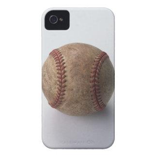 Ball of Hardball Baseball iPhone 4 Case-Mate Case