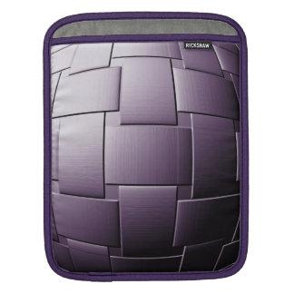 """""""Ball of Steel"""" custom iPad sleeve"""