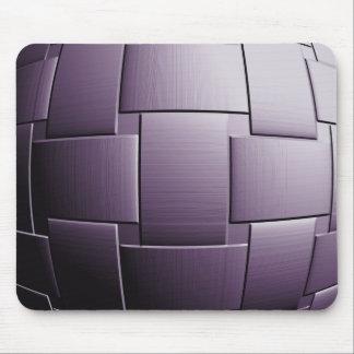 """Ball of Steel"" custom mousepad"