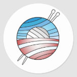 Ball of Yarn, stickers