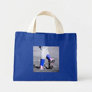 Ball Player Mini Tote Bag