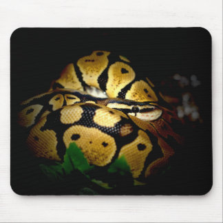 Ball Python Mousepad