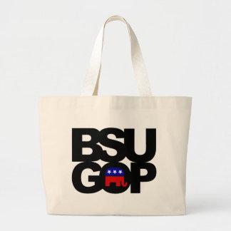 Ball State College Republicans Tote Bag