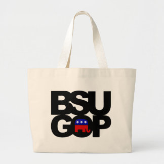 Ball State College Republicans Canvas Bags