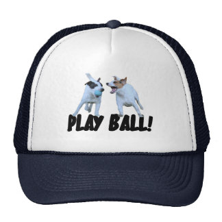 Ball Time Hat