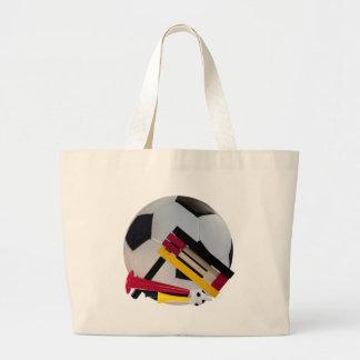 Ball Tute Knarre Tote Bags