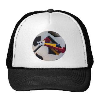 Ball Tute ratchet Mesh Hat