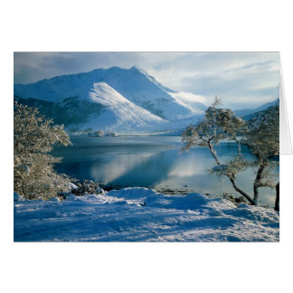 Ballachulish Western Highlands Scotland Card