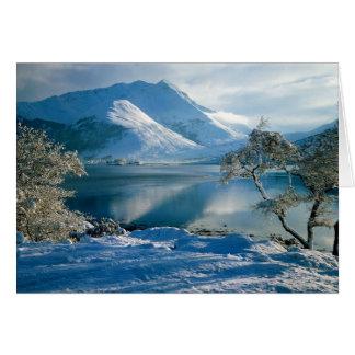 Ballachulish Western Highlands Scotland Greeting Card