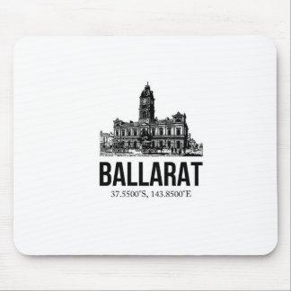 Ballarat Tourism Town Hall Mouse Pad Souvenir