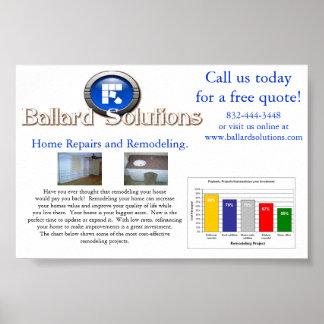 Ballard Solutions Poster