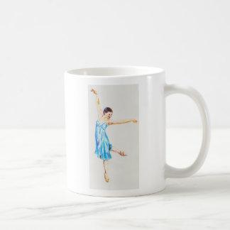 ballarina H2O coffee cup Mug