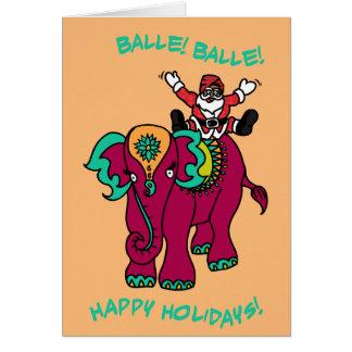 Balle! Balle! Card