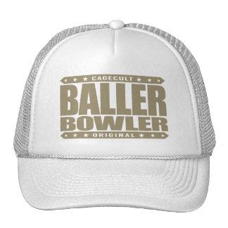 BALLER BOWLER - Always Aim 4 Perfect Gangster Game Cap