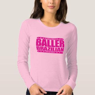 BALLER BRAZILIAN - I'm Gangster Jiu-Jitsu Grappler Shirts