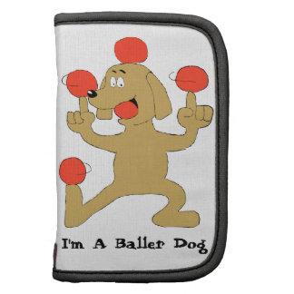 Baller Dog Folio Planner