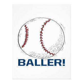 Baller Full Color Flyer