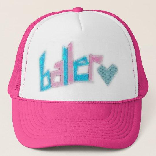 """Baller"" Hat"