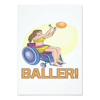 Baller Invitations