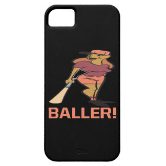 Baller iPhone 5 Covers