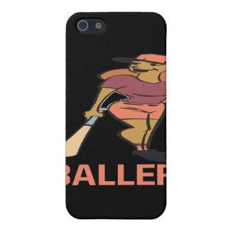 Baller iPhone 5 Case