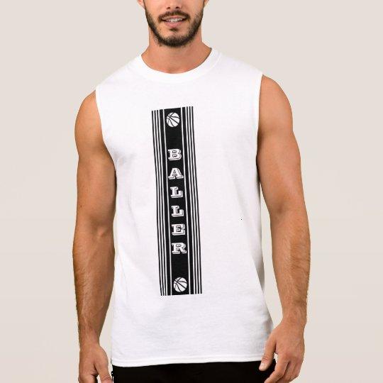 Baller Men's Ultra Cotton Sleeveless T-Shirt