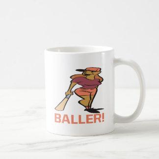 Baller Coffee Mugs