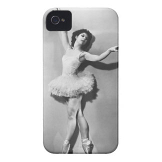 Ballerina 2 iPhone 4 Case-Mate case