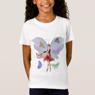 Ballerina and Butterflies T-Shirt