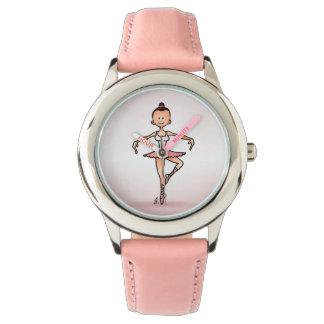 Ballerina - Ballet - Dancer - Dance Wristwatch